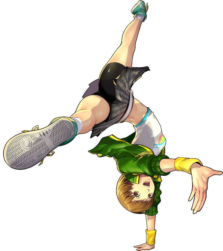 List of Persona 4: Dancing All Night Characters.