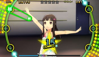 Persona 4: Dancing All Night Lawson Alternate Costume Promotional.