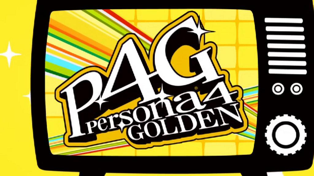 Persona 4™ Golden.