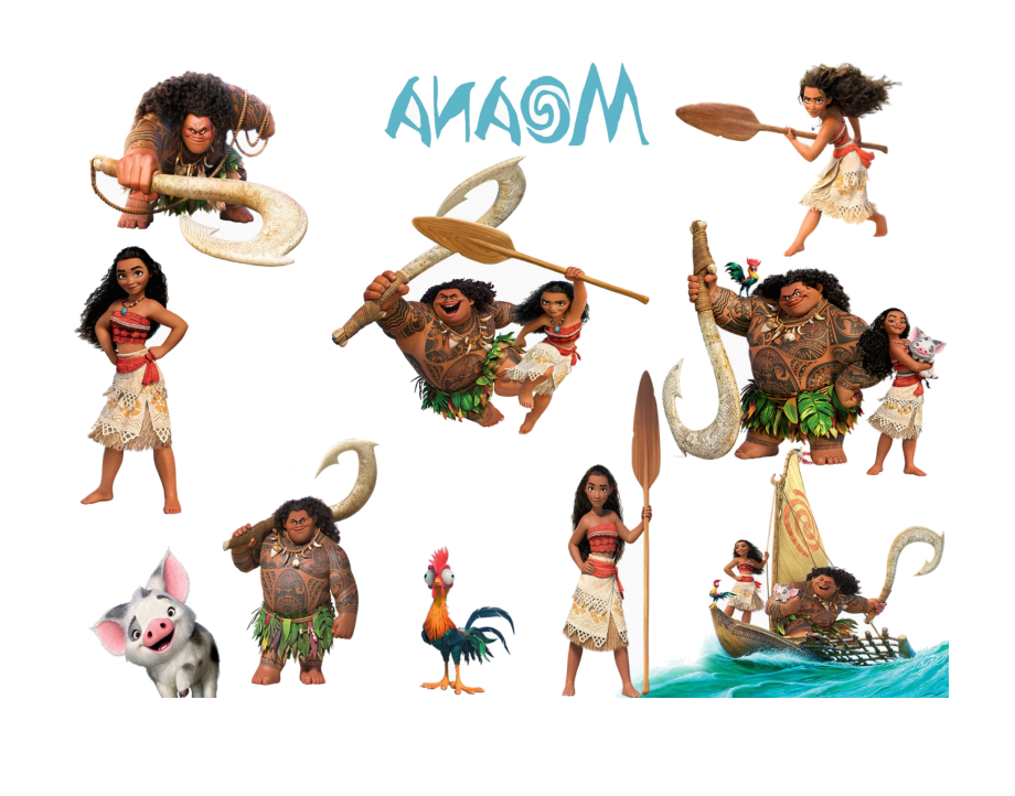 Moana Shell Transparent Clipart Free Png.