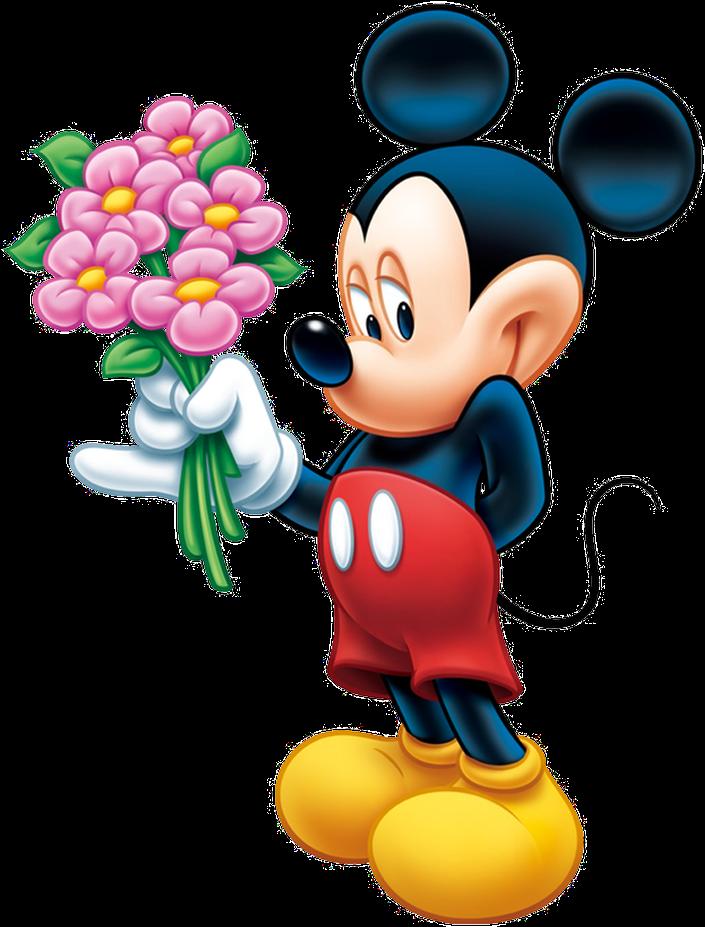 100 Personajes De Disney En Mickey Mouse.