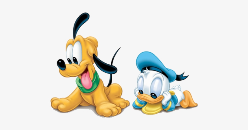 Disney Baby Characters Include Mickey Mouse,minnie.