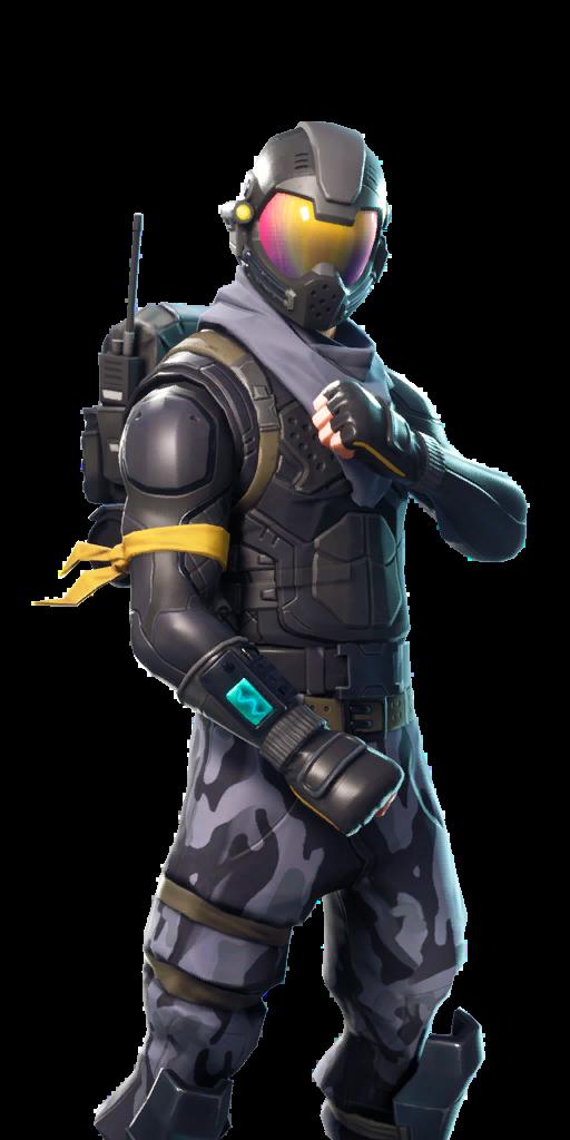 Personajes De Fortnite Battle Royale Png.