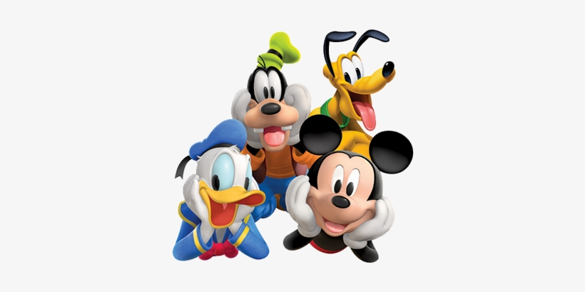 Banner Library Library Clubgang Png Personajes Disney.