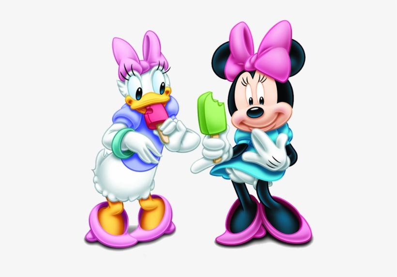 Daisy Duck.