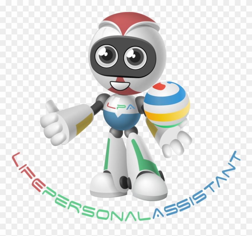 Personal Assistant Clipart.