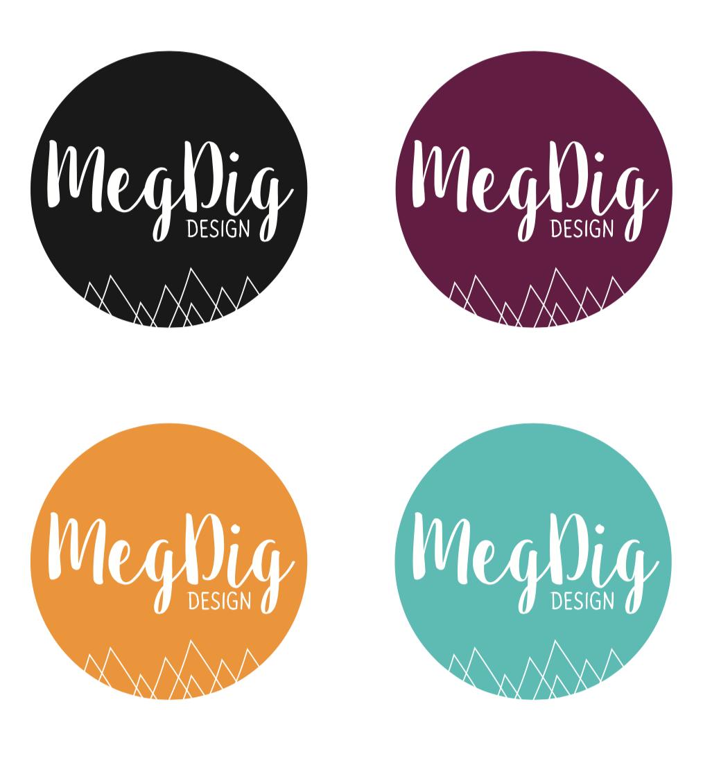 Personal Branding // Logo Design.