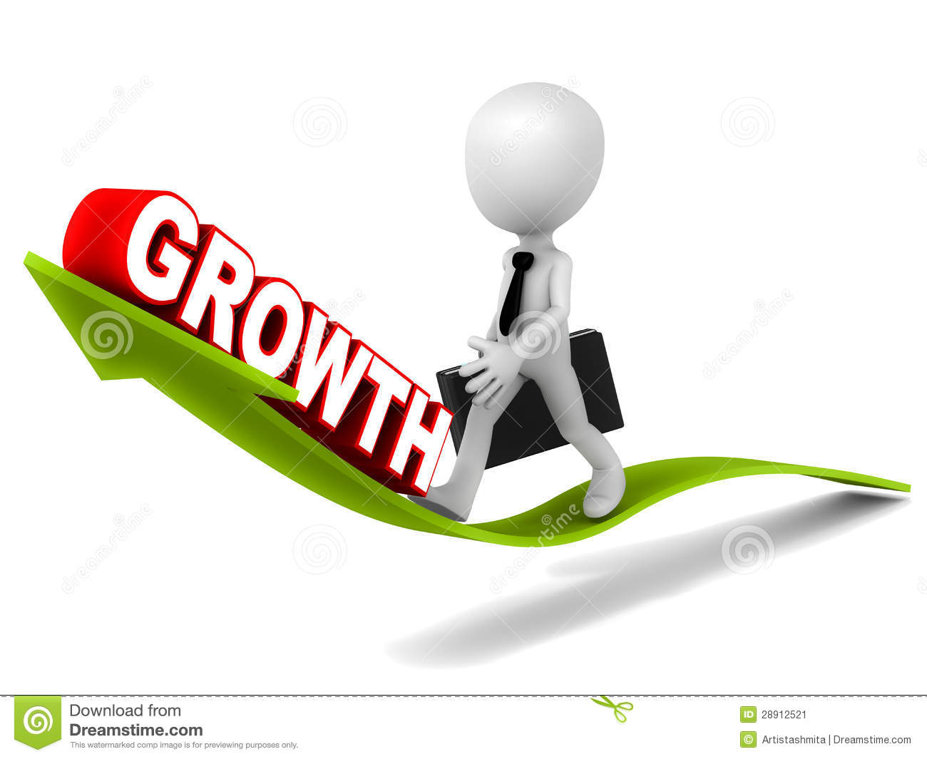 Personal Growth Clipart.