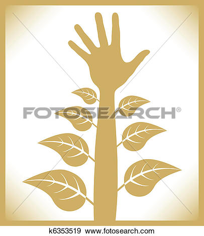Clip Art of Personal growth and development. k6353519.