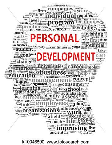 Drawings of Personal Development k11264784.