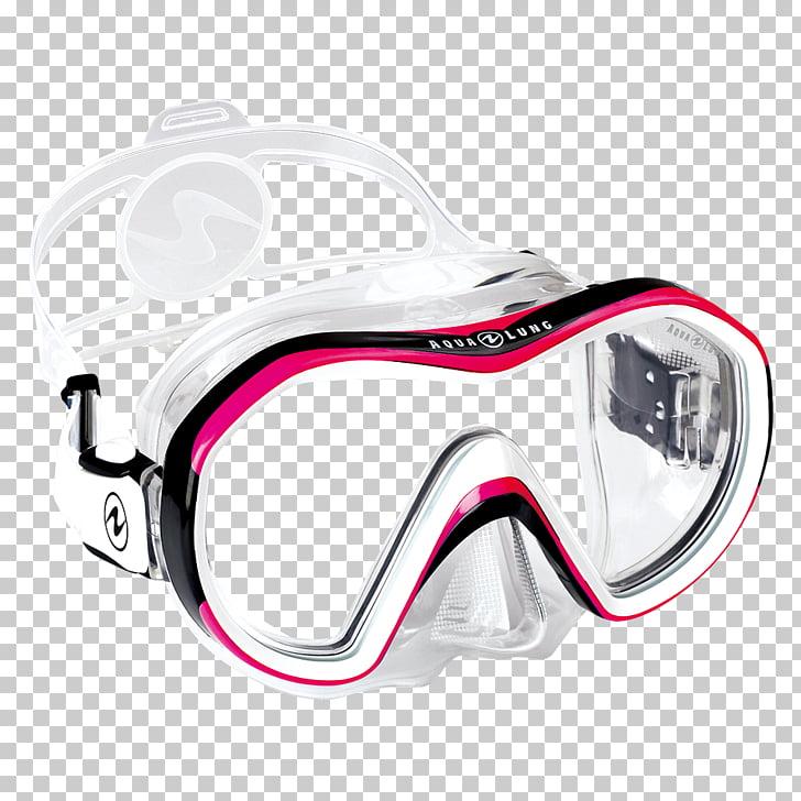 Diving & Snorkeling Masks Aqua.