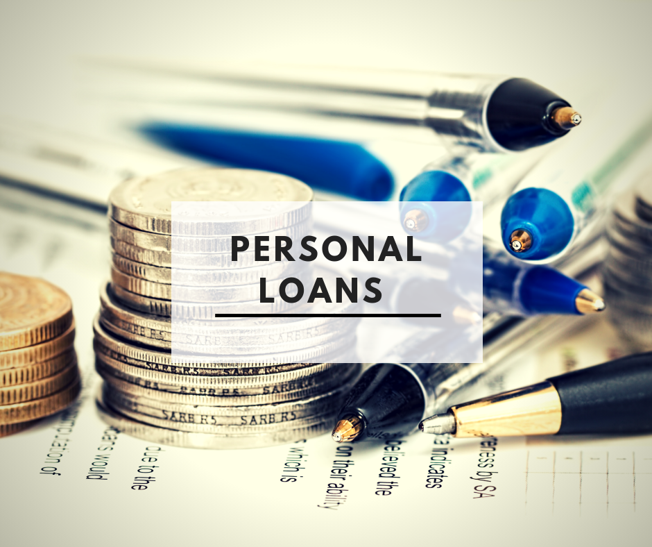Personal loan can save you money.