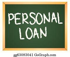 Personal Loan Clip Art.
