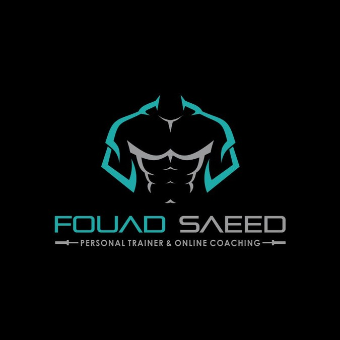 Personal trainer Logos.