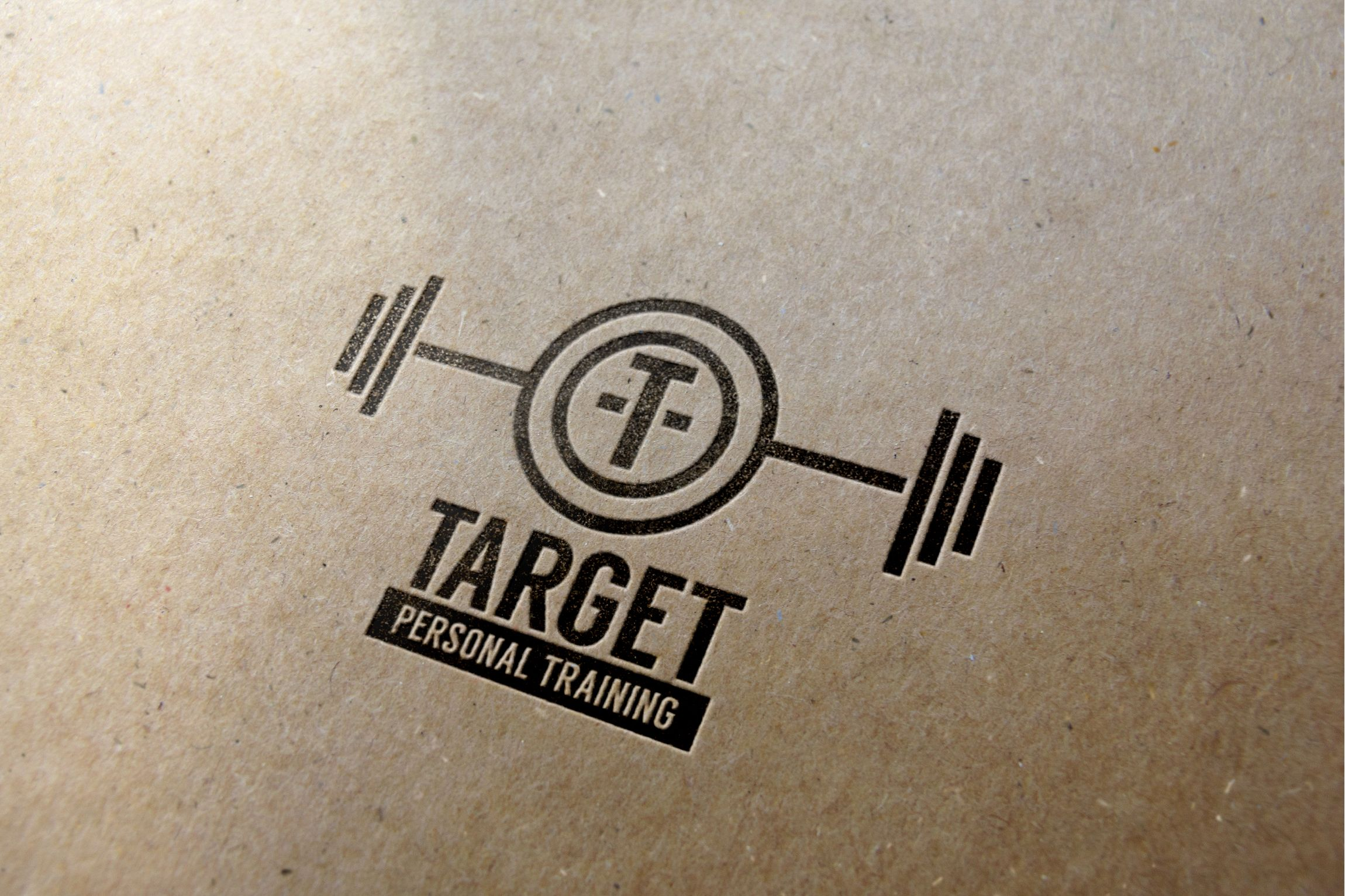 personal trainers logo.