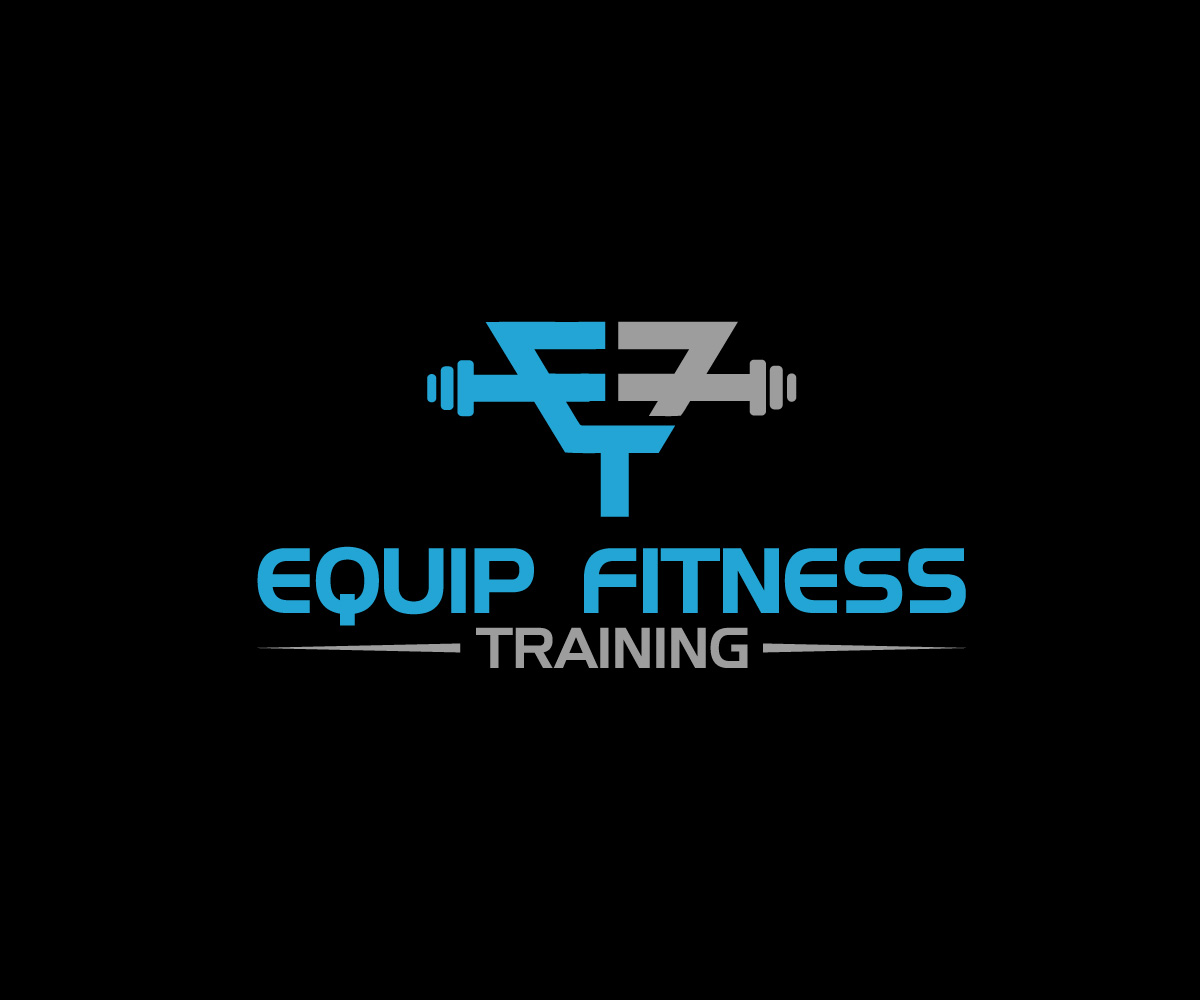 Bold, Playful, Personal Trainer Logo Design for EQUIP.