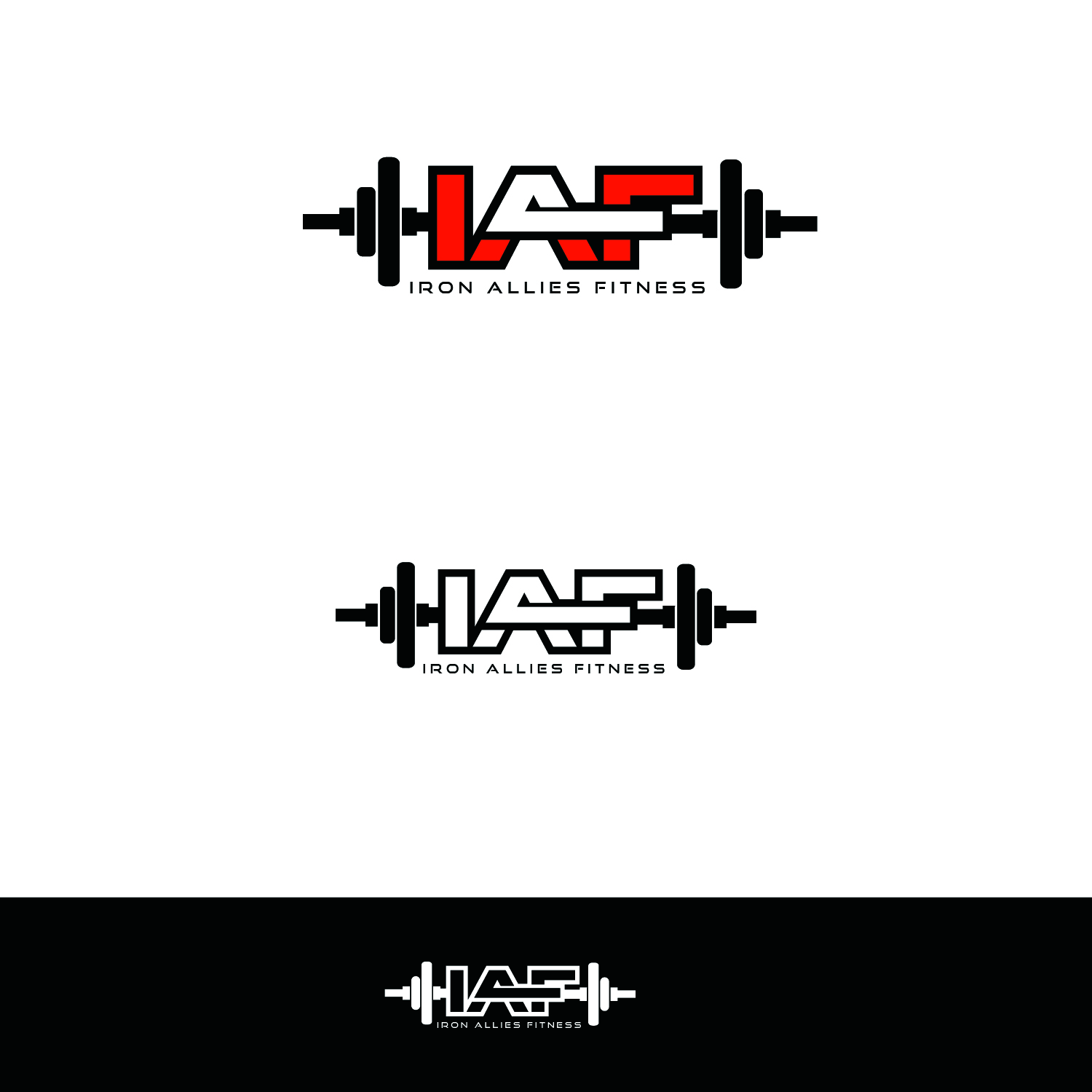 logo design for personal training company focused on.