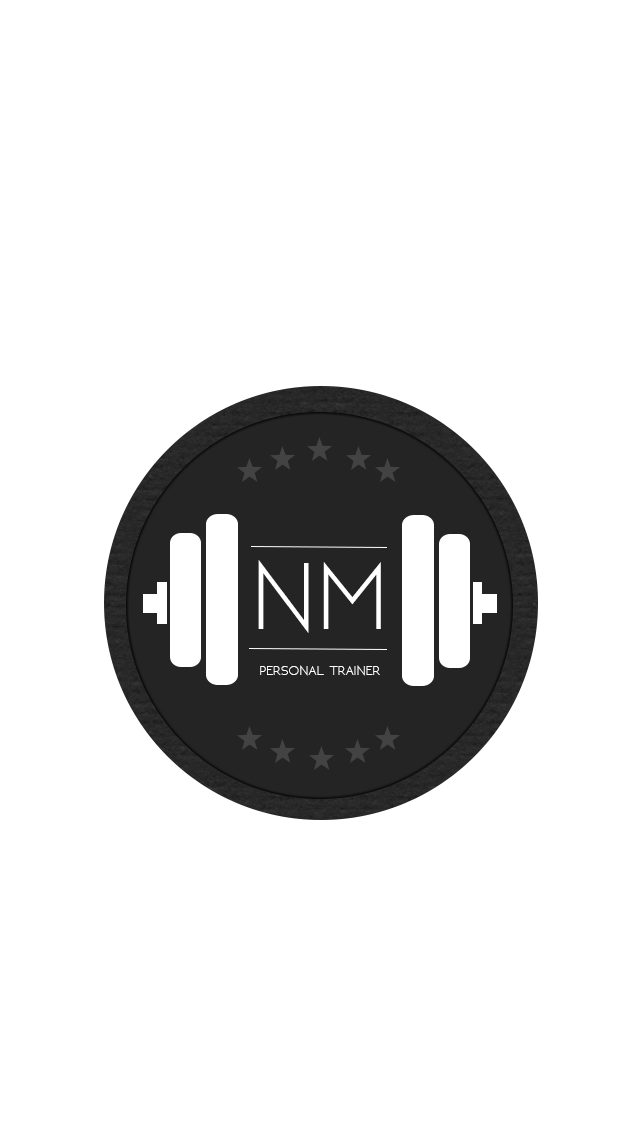 Personal Trainer Logo.