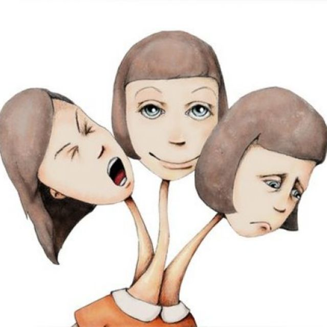 Personality disorder clipart.