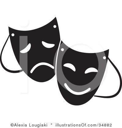 Bipolar Personality Disorder Clip Art.