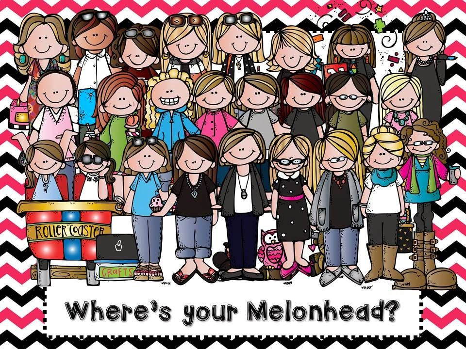 Melonheadz Illustrating Personalized Melonheads.
