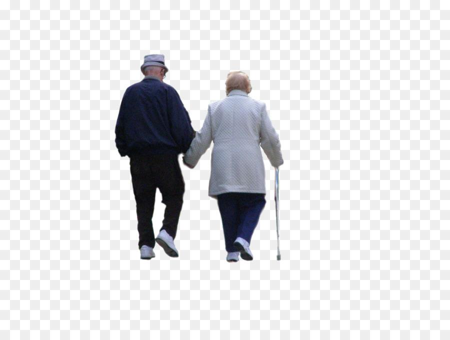 Caminar, La Vejez, La Gente imagen png.