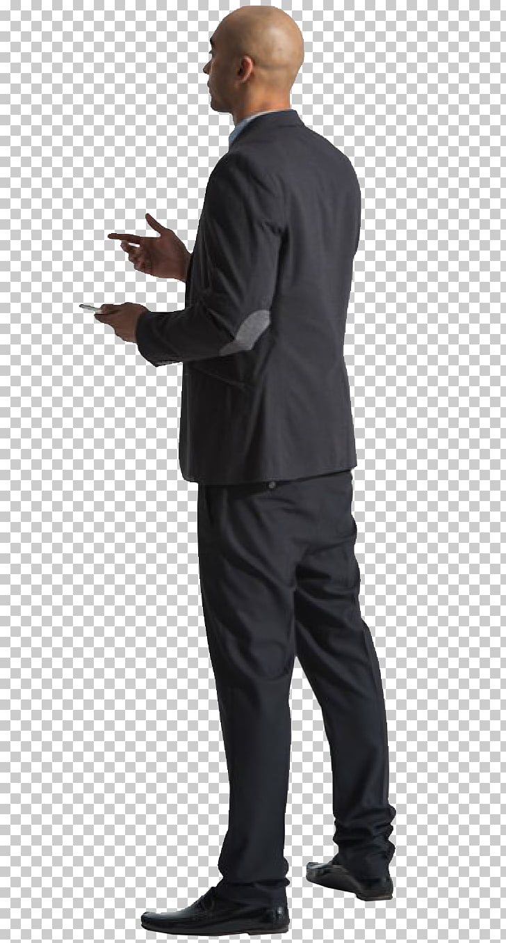 Architecture Rendering, standing person PNG clipart.