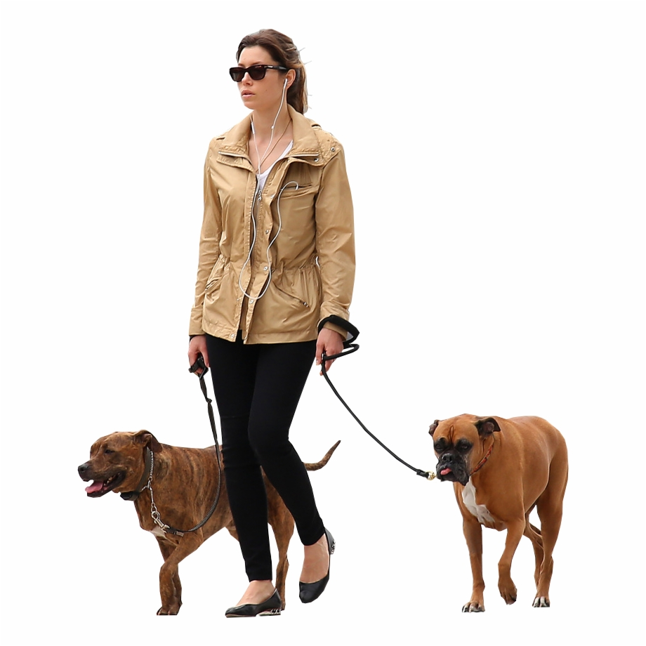 Person Walking Dog Png.