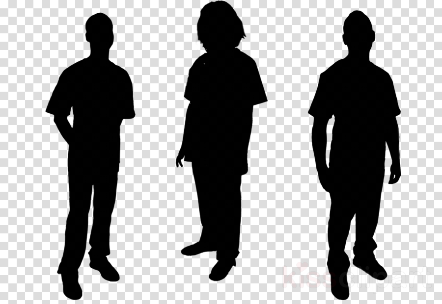People Shadow clipart.