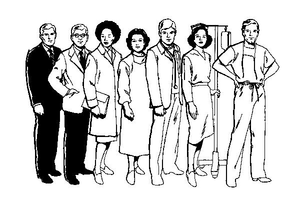 Personnel Clip Art.