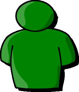 Person Symbol Clip Art at Clker.com.