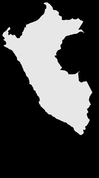 Peru map clipart.