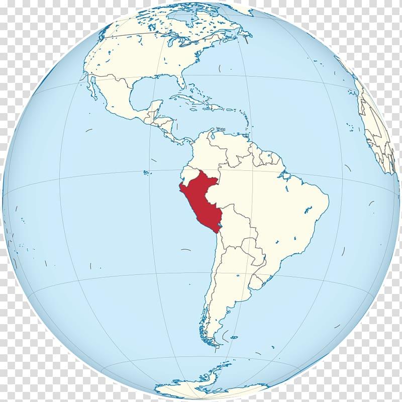 Peru World map Wikipedia Globe, Avocado salad transparent.