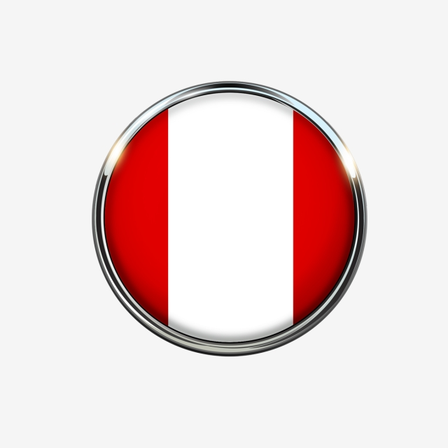 Perú Round Icon, Png, Illustration, America PNG Transparent.