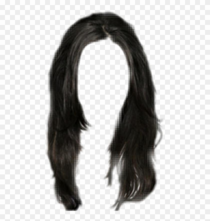 hair #hairblack #black #wig #peruca #lace.