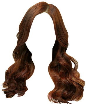 Woman Hair PNG Transparent Hair Image Free Download.