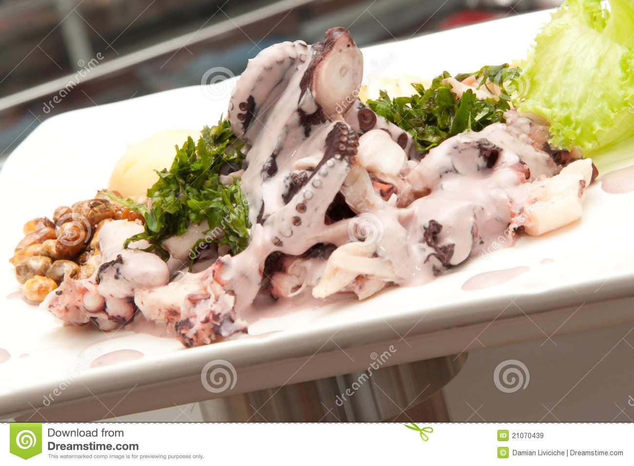 Peruvian Food Royalty Free Stock Images.