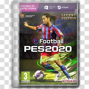 Files, Game Icons , eFootball PES Ronaldo transparent.