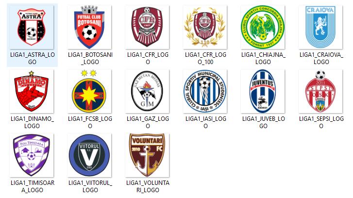PES 2018 Logos Archives.