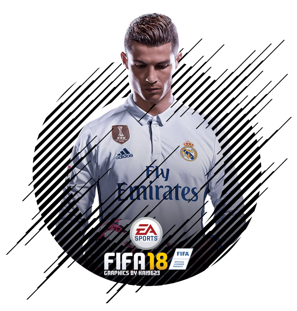 PES 2018 FIFA 18 Style Theme by Ginda01 ~ PESNewupdate.com.