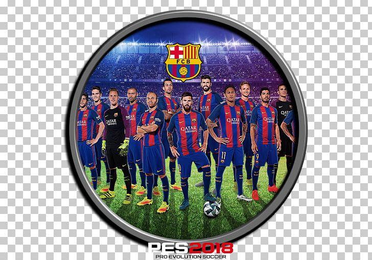 FC Barcelona B Desktop Camp Nou Pro Evolution Soccer 2018.