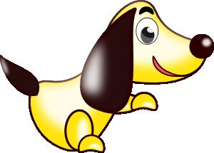 Cartoon Dog Clip Art at Clker.com.