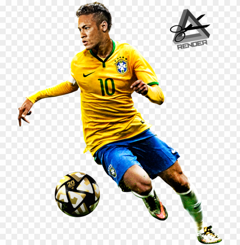pes 2016 neymar PNG image with transparent background.
