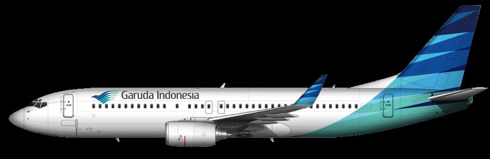 Kepak Sayap Garuda Indonesia.