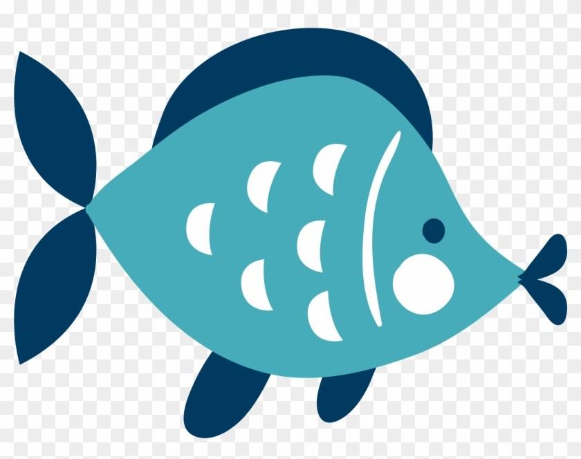 Pescado clipart 1 » Clipart Portal.