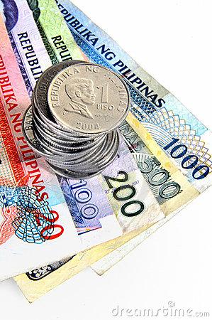 Peso money clipart.