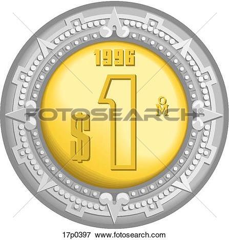 Clipart of Peso peso.