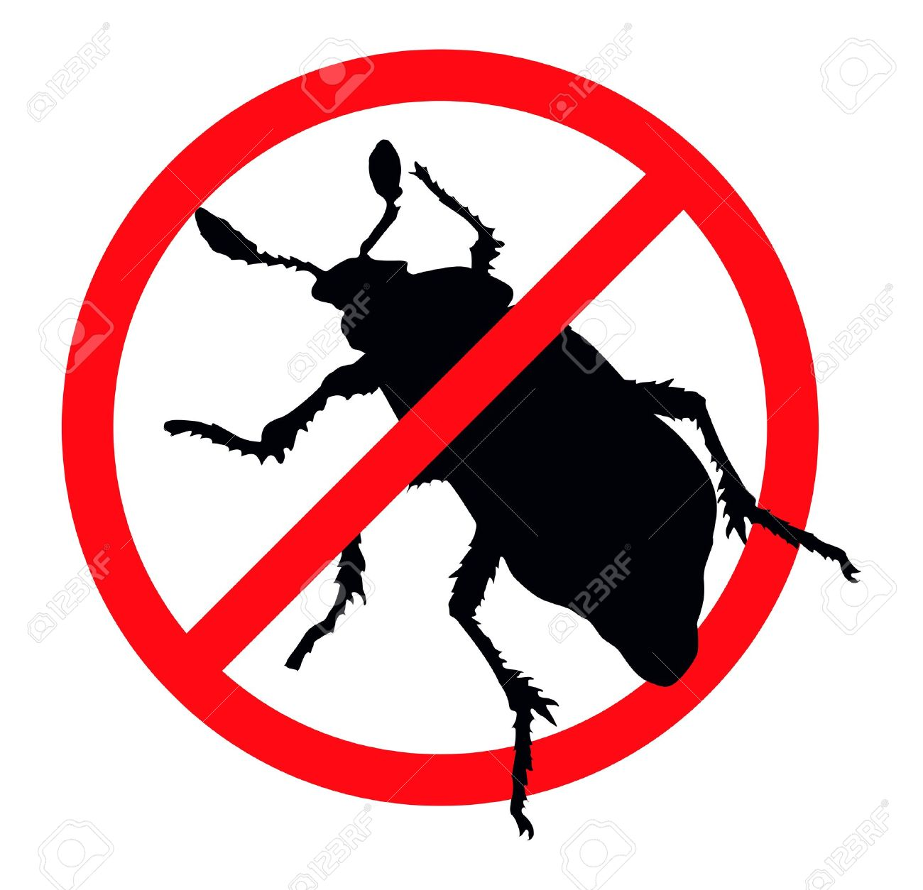 Pest Control Clipart.