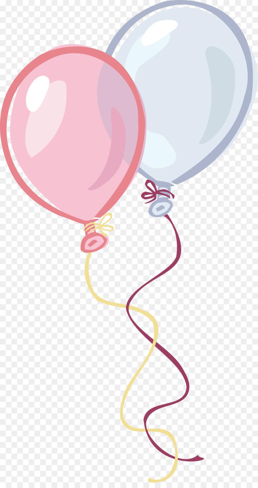 Balon, Ulang Tahun, Pesta gambar png.