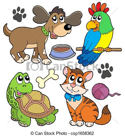 Pet Illustrations and Clip Art. 134,531 Pet royalty free.